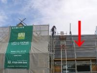 呼吸する防水屋根シート.JPG
