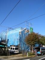 建築中 施工例 高島平の家.JPG