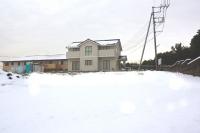 雪の街角モデルハウス (2).JPG