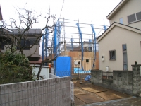 輸入住宅 施工例 辻堂の家 .JPG