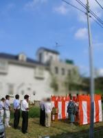 北欧輸入住宅 施工例 東京都世田谷区.JPG
