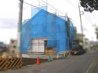 輸入住宅 施工例 横浜市旭区.JPG