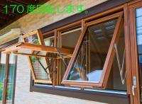 スウェーデン製 木製サッシ 木製窓 3層ガラス トリプルガラス 北欧 スウェーデン メンテナンス.jpg