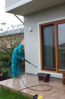 北欧輸入住宅 モデルハウス メンテナンス 外壁洗浄 (1).jpg
