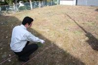 北欧輸入住宅 施工例 横浜市港南区 草刈り&地縄 (1).jpg