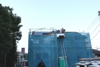 新モデルハウス 太陽光発電施工例 横浜市都筑区.jpg