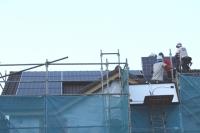 新モデルハウス 太陽光発電施工例 横浜市都筑区 (1).jpg