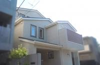 東京都 北欧輸入住宅  3階建て.JPG