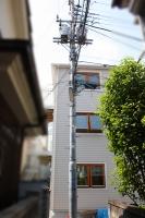 北欧輸入住宅 東京都葛飾区 3階建て 長期優良住宅  スウェーデン製木製サッシ.jpg