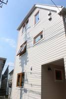 北欧輸入住宅 東京都葛飾区 3階建て 長期優良住宅  スウェーデン製木製サッシ (2).jpg