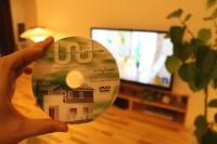 北欧住宅 ジューテックホーム モデルハウス DVD完成.jpg