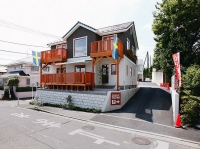 横浜市都筑区 モデルハウス 北欧住宅・北欧輸入住宅.jpg