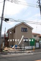 東京都日野市 神明の家 木製バルコニー 北欧の家.jpg