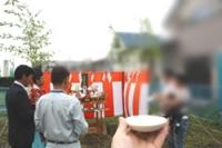 北欧輸入住宅 北欧スウェーデンの家 地鎮祭 東京都町田市 (3).jpg