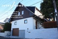 北欧のデンマークスタイルの家 大屋根の家 北欧輸入住宅 .jpg