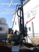 地盤改良工事 東京都品川区 柱状改良工事 北欧輸入住宅 (2).JPG