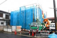 北欧住宅 蓄熱式温水床暖房 工事写真 東京都練馬区   (1).JPG