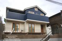 北欧住宅 北欧デザインの家 湘南鵠沼の家.JPG