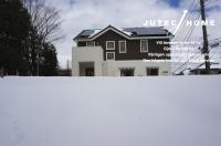2014年大雪2回目 横浜市 北欧の家 ジューテックホーム (1).JPG