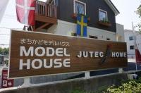 北欧スウェーデン風ハウス 外観 モデルハウス.JPG
