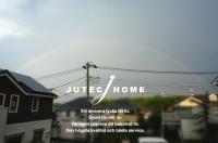 レインボー 虹 北欧の家 (2).JPG